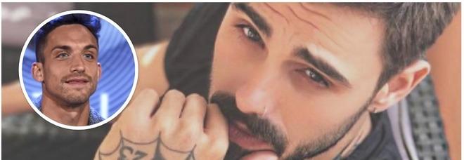 Grande Fratello, Matteo Gentili non vuole più parlare di Francesco Monte. Ecco come reagisce l'ex tronista (Instagram/frame Mediaset)