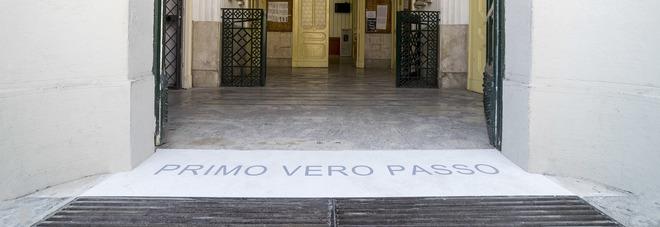 L'arte contemporanea a scuola: a Napoli ecco il «Primo Vero Passo»