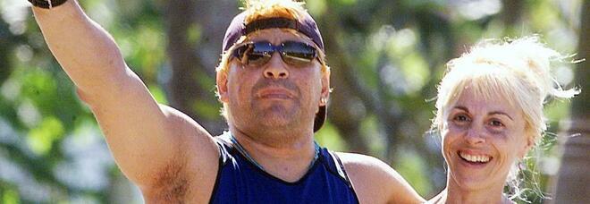 Esposto di Claudia Villafane su «Sueno bendito»: «Io moglie di Maradona trattata come una furfante»