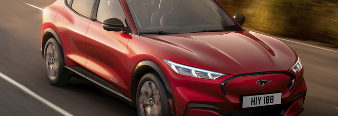 Ford, Mustang Mach-E: l'intelligenza artificiale sa ascoltare e imparare