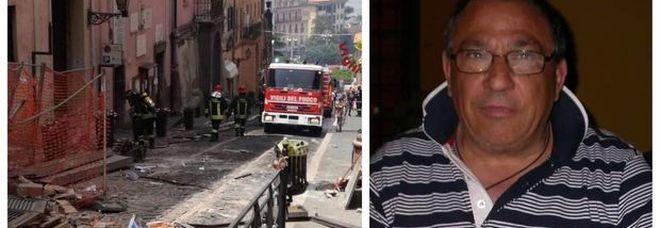 Esplosione Comune Rocca di Papa, morto il delegato del sindaco