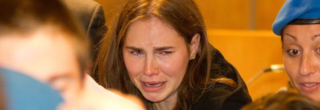 """Pm Perugia: """"Amanda Knox e Raffaele Sollecito erano sulla scena del crimine"""""""