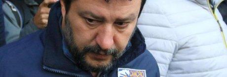 Matteo Salvini in ospedale e poi dimesso: «Sospetta colica»