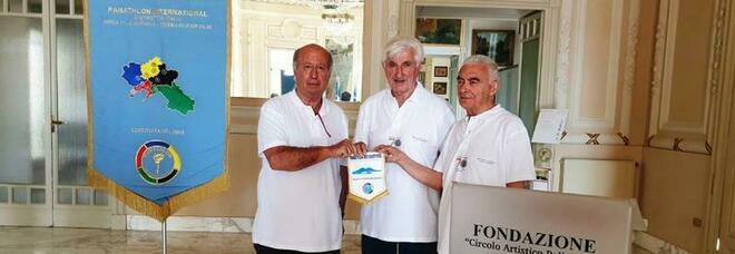 Napoli celebra i primi 70 anni del Panathlon International