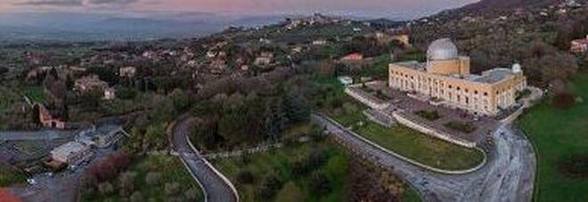 L'Osservatorio Inaf di Roma Monte Mario e anche sede dell'Istituto