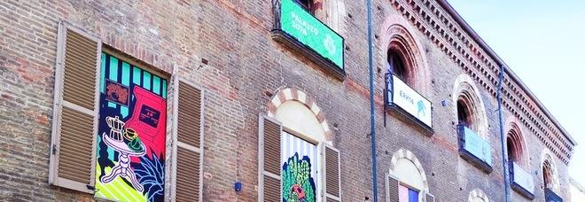 A occhi aperti, l'artista napoletano Erk14 in mostra ad Asti