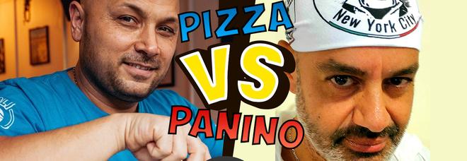 """Pizza vs Panini, a New York la sfida del secolo: Ciro Iovine """"contro"""" Carmelo Pisillo"""