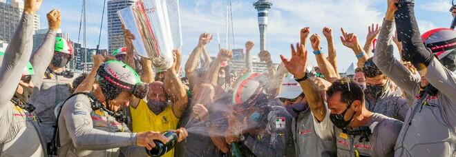 Luna Rossa, dominata Ineos: così la barca italiana vola verso la finale di Coppa America