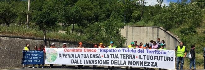 protesta sassinoro