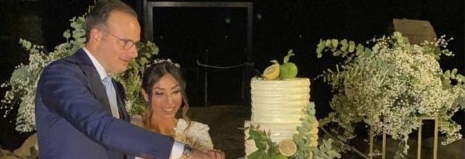 Maria D'Amico sposa a Salerno: fiori d'arancio per la marketing manager