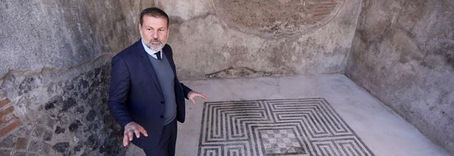 Il sovrintendente Osanna: «Io denunciato perché tengo Pompei aperta»