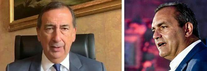 Lockdown a Milano e Napoli, Sala e De Magistris a Speranza: «Ora sarebbe sbagliato, idea di Ricciardi o del ministero?»