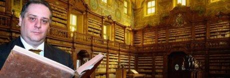 Saccheggio Girolamini, De Caro: portai negli Usa libro con note Galilei