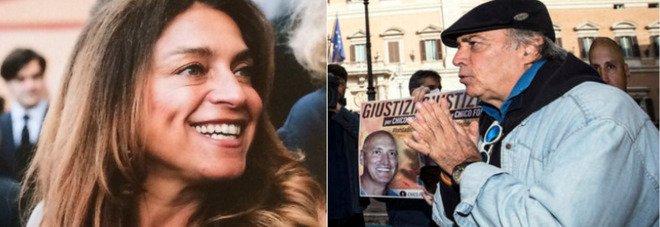 Caterina Collovati contro Enrico Montesano: «È un negazionista teppista, meglio da comico che da bullo attempato