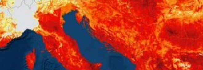 Clima, ondate di calore, bambini nati oggi esposti 7 volte in più rispetto ai loro nonni