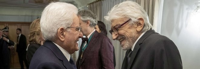 Gigi Proietti, il ricordo di Sergio Mattarella: «Attore poliedrico e intellettuale lucido». Conte: «Una scomparsa che addolora»