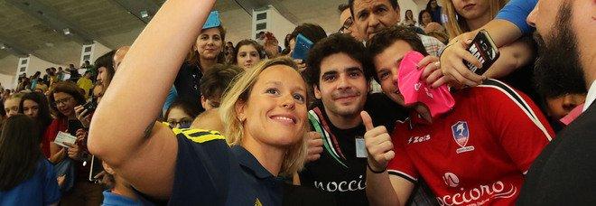 International Swimming League a Napoli con la Pellegrini: «La mia ultima gara»