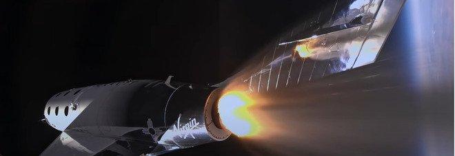 Virgin Galactic, voli bloccati: in forse la missione a fine mese di Aeronautica militare e Cnr
