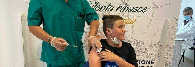 «Io, vaccinato a 12 anni e felice: ora sì che sarà una bella estate»
