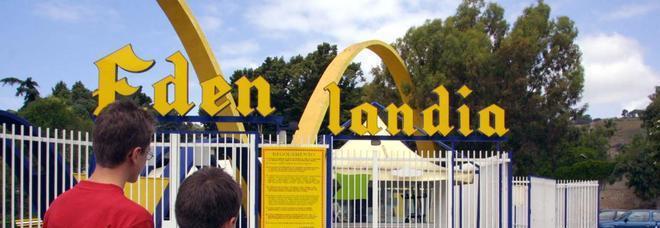 Edenlandia rilevata dall'imprenditore Schiano: «Presto i lavori di ristrutturazione»