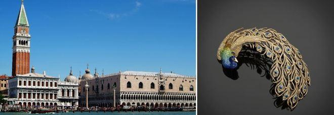 Venezia, clamoroso furto a Palazzo Ducale: rubati gioielli da una teca