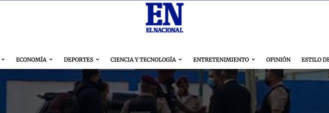 Venezuela, embargo dei beni del quotidiano El Nacional. Otero: «Un oltraggio»