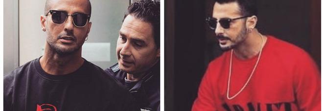 Fabrizio Corona pubblica foto e video su Instagram: