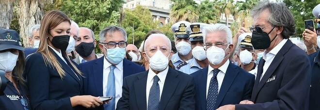 De Luca al convegno Ance: «Bagnoli vergogna mondiale, ma la Campania non è solo quella diffamata da Gomorra»