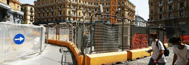 Napoli: apertura stazione Duomo, dal 2 al 5 servizio metrò limitato a Piscinola-Dante