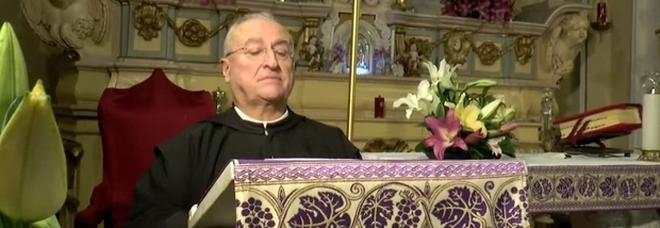 Focolaio Covid nella Badia di Cava: è morto padre Gennaro, il monaco esorcista