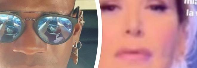 Barbara D'Urso e le scuse di Corona, Mario Balotelli contro la conduttrice: «Hai campato parlando di mia figlia e adesso fai la vittima...»