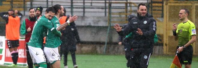 Vittoria sul Palermo, l'Avellino a -1 dal Bari al secondo posto