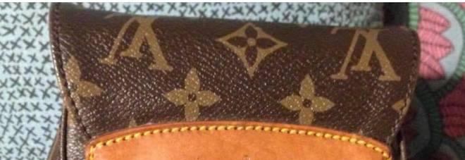 4a0ed10852 Louis Vuitton tarocche in vendita online: WG il primo gruppo web gratuito in  Italia contro i fake