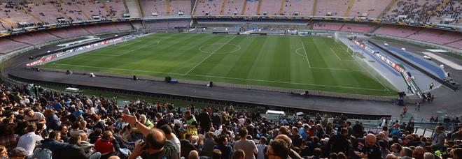 Dopo il ko del Napoli, sprint nei lavori per rifare lo stadio per le Universiadi