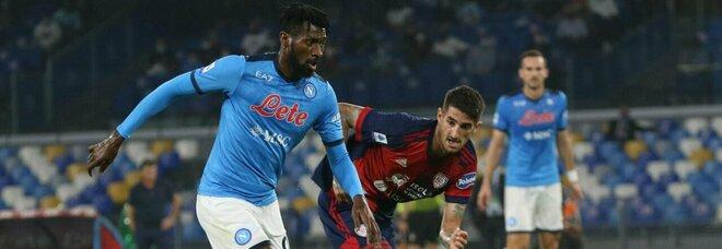 Anguissa, il Napoli va di fretta: 15 milioni per riscattarlo dal Fulham