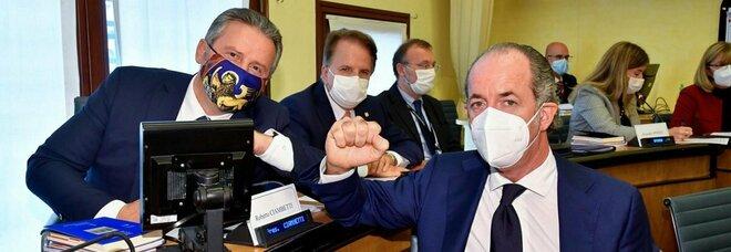 Covid in Veneto, 1.550 contagi e altri sette morti. Zaia: «Siamo al semaforo arancione»