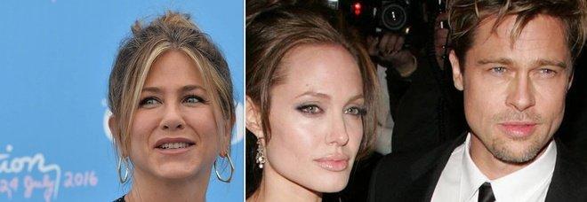 Brad Pitt e Angelina Jolie, Jennifer Aniston pronta a testimoniare in favore dell'attore