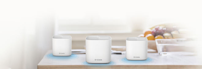 D-Link porta il Wi-Fi6 nelle moderne Smart Home con copertura totale e maggiore velocità