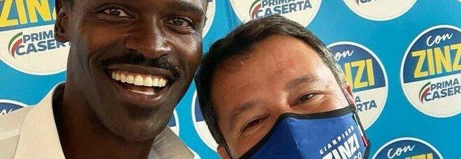 Elezioni a Caserta, Salvini: con Johnson e Zinzi andiamo a vincere
