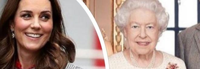 Kate Middleton furiosa con la regina Elisabetta, ecco la causa della tensione a Buckingham Palace