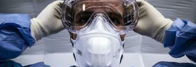 Covid, il virus trovato negli occhi di 1 paziente su 2, anche quelli negativi