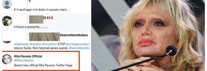 Rita Pavone, like 'galeotto' su Twitter a una pagina fascista: ecco cos'è accaduto