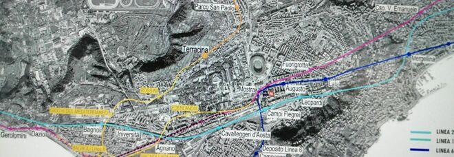 Metro a Napoli, firmato il contratto per la stazione «Parco San Paolo»
