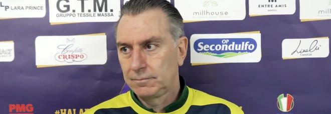 Real San Giuseppe, via il tecnico: Fernandez non rinnova coi gialloblu