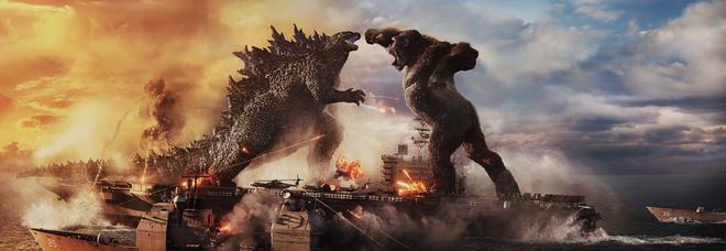 Godzilla vs. Kong, ecco il primo trailer dello scontro tra Titani cinematografici