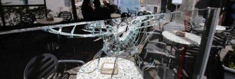 Napoli, spari colpiscono due bar in piazza Trieste e Trento