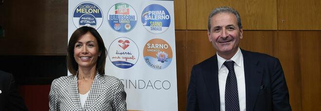 Salerno, Carfagna vs De Luca: «Liberiamola da cappa di potere»