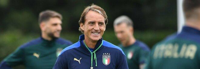 TimVision, Roberto Mancini scende in campo con Oronzo Canà