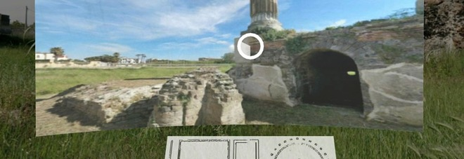 Liternum: il sito archeologico dimenticato rinasce in un'App