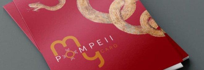 MyPompeii, una nuova card per visitare gli scavi e fare parte della community